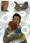 Dorian x Lavellan mini comic pg1 by alakotila