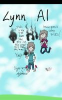 Lynn Al is up for some questions! by Ask-Depp-Queen