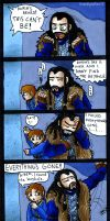 Thorin's dilemma by Deathlydollies13