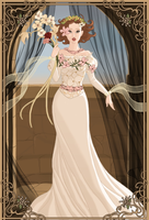 Lady Ophelia by VarietyChick