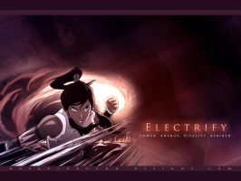 Legend of Korra Wallpaper by BreakthroughDesigns