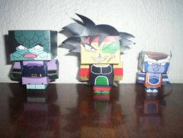 BARDOCK OVAS CHILLED CUBEECRAFT by tenchaos