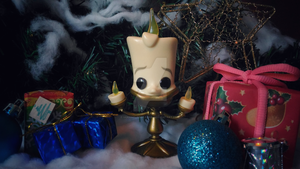 Holiday Funko Pop Figure 11 by iAmAneleBiscarra