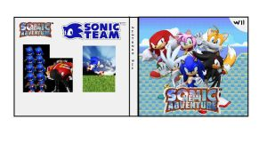 Sonic's new adventures by Sonic-BR