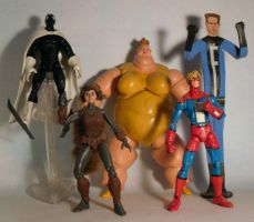 Great Lakes Avengers by Discogod