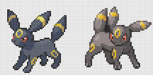 Umbreon by Hama-Girl