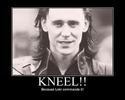 Because Loki Says So... by In-Lokis-Army-101