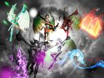 The legend of Dragoon by Rion-Midka