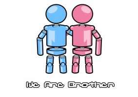 Robot_brother by Emilleart