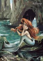The Little Mermaid by Claudia-SG