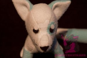MINI Postulio - close up by FurryFursuitMaker