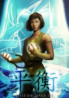 The Avatar - Legend of Korra: Balance by MeTaa