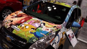 Adventure Car Time.. what? by Kitedot