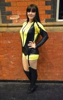 Silk Spectre Cosplay (1) by masimage