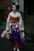 Japan: Maiko XVII by mogwai-puant