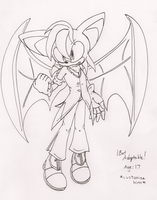 Pt.Adoptable Character 2:Taken by IkaritheHedgehog