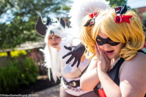 ColossalCon 2015 - Mega Absol(PS) 22 by VideoGameStupid