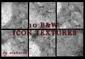 Icon textures set 01 by elanordh
