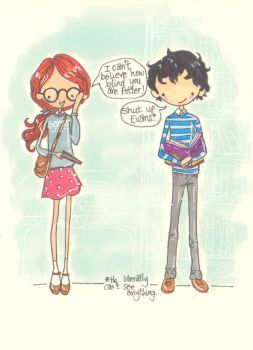 James and Lily by Pinkie-Perfect