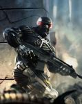 Crysis 2 Artwork by DevinedKiLLa