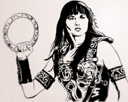 Xena by peileppe