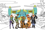 Scooby Doo/Fallout Crossover WIP 3 by locoarts92