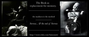 Book as replacement for memory by lauren-rabbit