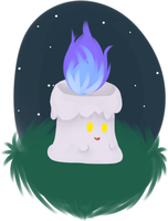 Litwick (Hyacinth) by Tinderlight