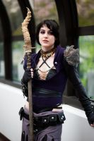 Morrigan - Tell me something I do not know. by CharcoalEyes