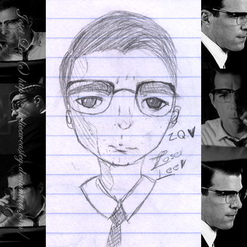 Dr. Oliver Thredson by BeliceWeasley