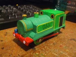 Ivor (In Progress 5) by GBHtrain