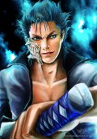 Grimmjow - BLEACH by ShenOlive