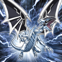 Malefic Blue Eyes White Dragon by SoraIrelandUchiha