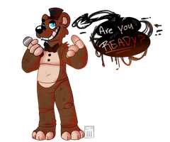 Are You Ready for Freddy? by Captain-Grizzly