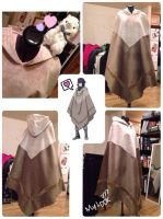 Sasuke poncho The Last by Suki-Cosplay