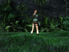 Tomb Raider Anniversary by silviu4mc