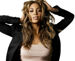 Beyonce PNG by VS-angel