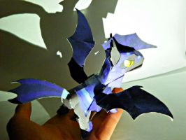 Luna's Guard Papercraft by OneLifeRemaining
