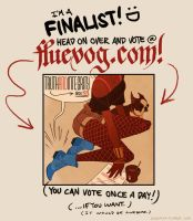 FluevogCreative FINALIST! by shoomlah