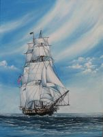 Shiever Me Timbers by worldIsee