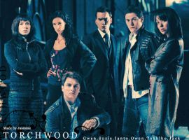 Torchwood by squishy-fingers