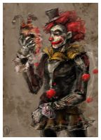 Clown by dothaithanh