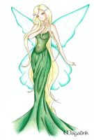 Venus :The Queen of Fairies: by Maga-Link