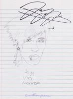 Another Signed Pic of Jayy by nom-monster