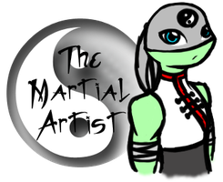 TMNT:The Martial Artist by kiananuva12