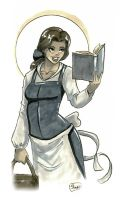 Heroes Con 2014: Belle by Shono