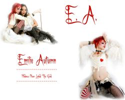 Emilie Autumn Wallpaper 01 by xAikaNoKurayami