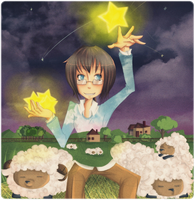 Sheep by Kiany-kun