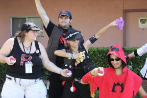 SacAnime 2011S - Gang Up by handstobraces