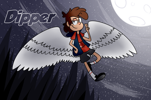 Dipper by Truucey
